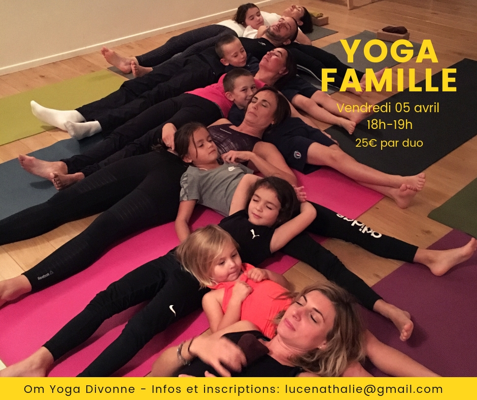 Yoga famille 2