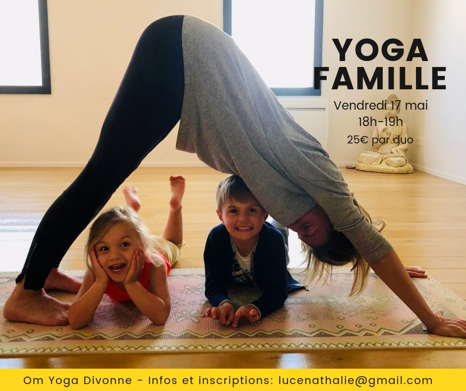 Yoga famille 17 mai